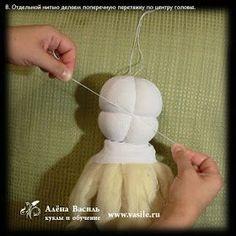 As bonecas Waldorf, são muito bonitas, mas não são muito fácil de fazer. Aqui, nesse tutorial gráfico, você pode fazer seguindo o passo...