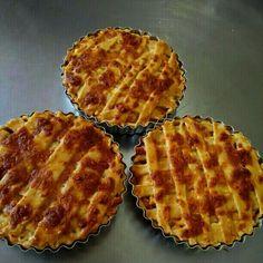 Receita de Torta de frango com massa podre diferente. Enviada por Talitah Roesler e demora apenas 30 minutos.