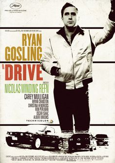 """unofficial """"DRIVE"""" movie poster : Jordi Rins"""