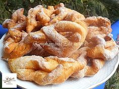 My Favorite Food, Favorite Recipes, Hungarian Recipes, Onion Rings, Cake Cookies, Apple Pie, Cake Recipes, Deserts, Food And Drink