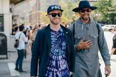 Street Style: Tommy Ton Shoots New York Fashion Week | GQ