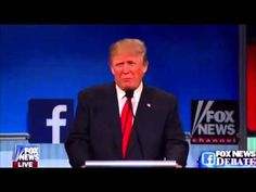 """This is highlights of the very first Republican Presidential Debate where the now notorious Megyn Kelly and Donald Trump rivalry began!  If you like what I'm posting (original or otherwise) please consider subscribing to my channel!  """"  """"""""Subscribe Now to get DAILY WORLD HOT NEWS   Subscribe  us at: YouTube https://www.youtube.com/channel/UCycT3JzZbPLIIR-laJ1_wdQ  GooglePlus = http://ift.tt/1YbWSx2    Facebook =  http://ift.tt/1UQVq5U  http://ift.tt/1YbWS0d   Website: http://ift.tt/1UQVnqC""""""""…"""