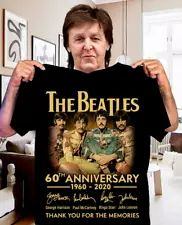 beatles shirt | eBay Beatles Shirt, Beatles Band, Paul Mccartney Ringo Starr, The Beatles 1960, Smokey And The Bandit, 60th Anniversary, T Shirt Photo, Happy Fall, Family Gifts