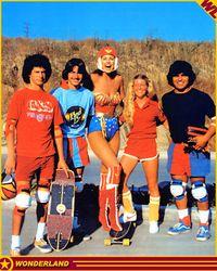 Wonder Woman Was a Skate Punk