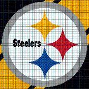 Pittsburgh Steelers - via @Craftsy