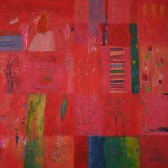"Saatchi Art Artist Monica Shelton; Painting, ""Giving Life (22017)"" #art"
