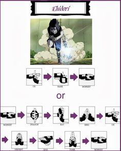 Resultado de imagem para naruto hand signs for chidori level 3 Anime Naruto, Naruto Shippuden Sasuke, Naruto And Sasuke, Itachi, Sakura And Sasuke, Boruto, Sasunaru, Arte Ninja, Ninja Art
