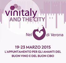 Vinitaly - wine exhibit at Verona fair (April)