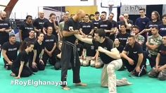 ROY ELGHANAYAN'S KNIFE DEFENSE! I always keep an eye out for @royelghanayan because you never know what will be the next video he will surprise us with! Here is a perfect example. #RoyElghanayan #fightinking 👑 ​. . . .  #KravMaga #REKM #Krav #SelfDefense #martialarts #ufc #fight #fighting #mma #boxing #training #workout #focused #boxing #kicks #punch #blackbelt #jiujitsu #Brazilianjiujitsu #Bjj #kick ​ #mixmartialarts #fight #fighter #fights #knife #gun #guns