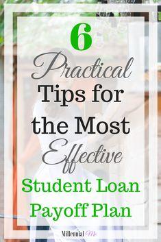 Inorganic consolidating student loans
