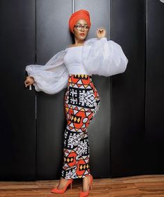 African Inspired Fashion, Latest African Fashion Dresses, African Dresses For Women, African Print Fashion, African Attire, Ankara Fashion, Africa Fashion, African Women, Tribal Fashion
