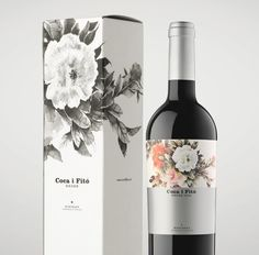 Packaging design by Antipus for 'contemporary and cosmopolitan' wine label Coca i Fitó.