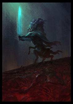 VaatiVidya - Words can light fires • kzcjimmy:   Recent bloodborne fan art#2 , Ludwig...