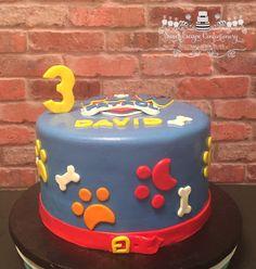 Paw Patrol Cake 2