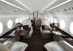 Interior created by BMW DesignworksUSA