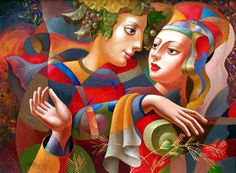 Oleg Zhivetin - Visual art