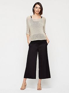 EILEEN FISHER: Sweaters & Cardigans