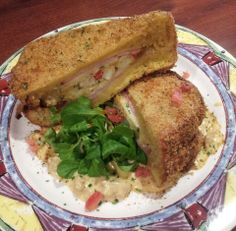 French Toast of the Month, Roland Park - Chesapeake French Toast; Crab ...