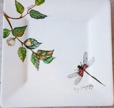 Plato chico naturaleza e insectos 1
