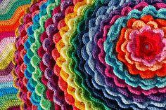 cushion. Another pattern here: http://attic24.typepad.com/weblog/blooming-flower-cushion.html