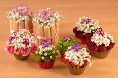 Une déco florale pour une table gourmande - Journal des Femmes