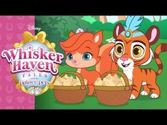 Harvest Haven | Disney's Whisker Haven Tales with the Palace Pets | Disney Junior - YouTube