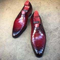 Beautiful Bespoke Shoes: Gaziano & Girling. Made-to-Order & Benchmade Luxury Footwear | Follow rickysturn/mens-fashion