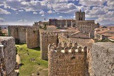 Avila. Sulle tracce del medioevo spagnolo.
