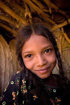 Africa | Tuareg girl, Niger | © Swiatoslaw Wojtkowiak
