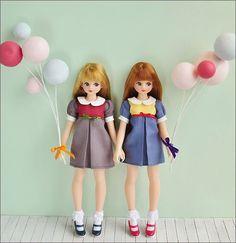 Rika -chan doll - Google Search