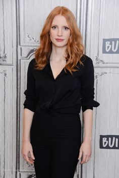 "Jessica Chastain Mar 21 | Build Series Discussing ""The Zookeeper's Wife"""