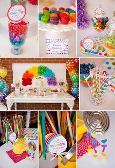 Rainbow Party - love it!