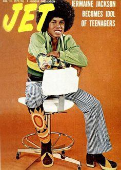 Magazine covers - Je