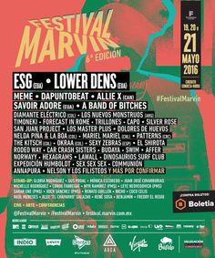 Festival Marvin 2016 21 de mayo en el circuito... |