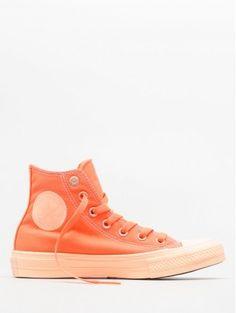 9031f65aecb Tenisky Converse Chuck Taylor All Star II Hi (hyper orange sunset glow)  Chuck