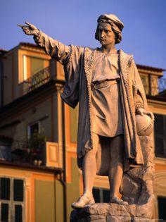 Christopher Columbus aka Cristobal Colon in spanish