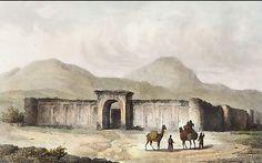 Tauris (Tabriz), Iranian Azerbaijan. It took Marco Polo 2 days journey to reach