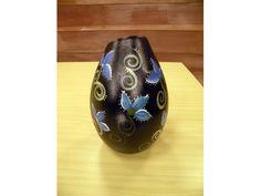 Arte Brasil | Pintura em Vaso de Cerâmica - Regiane Boppré