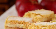 Dziś przepis na szarlotkę z dodatkiem kremu waniliowego, który jest przepyszny. W mojej wersji dominuje raczej krem, aniżeli jabłka :D. Nas... Cornbread, Cake Recipes, Cheesecake, Ethnic Recipes, Desserts, Food, Millet Bread, Tailgate Desserts, Deserts