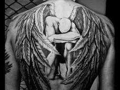 Resultado de imagen de fotos de angeles caidos