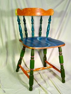 Em- Check this out. You could do this to our old chairs you inherited.
