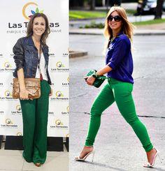 8_look para copa_o que vestir para trabalhar em dia de jogo do brasil_looks para trabalhar na copa_looks azul verde amarelo_word cup 2014