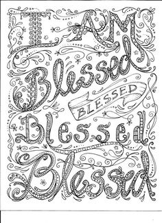 41 Best Adult Quote Coloring Pages Images On Pinterest