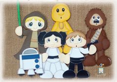 Star Wars Good Guys