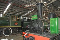 The Outeniqua Transport Museum boasts an interesting display of locomotives and coaches. It is also the departure point of the Outeniqua Choo Tjoe which travels between George and Knysna in South Africa. South African Railways, Transport Museum, Out Of Africa, Steam Locomotive, Touring, Transportation, Road Trip, Scenery, History