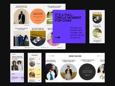 Blogging Web Design, Layout Design, Editorial Layout, Editorial Design, Graphic Design Branding, Typography Design, Digital Creative Agency, Publication Design, Ui Web