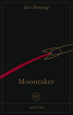 """IlPost - """"007 Moonraker di Ian Fleming. Pubblicato da Adelphi. - """"007 Moonraker di Ian Fleming. Pubblicato da Adelphi. Beautiful Book Covers, Portrait, Reading, Bookstores, Magazines, Wordpress, Posters, Check, Movies"""