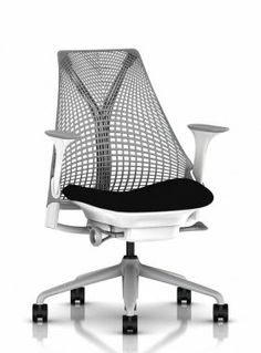 Herman Miller Sayl Chair Fog Suspension Back