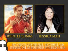 Create a sustainable, successful and inspiring online businesses with Jessica Mah