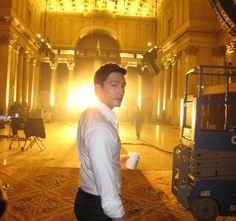 Stunning <3 <3 <3 <3 <3 <3 Credit: Daniel Henney Gallery on FB <3